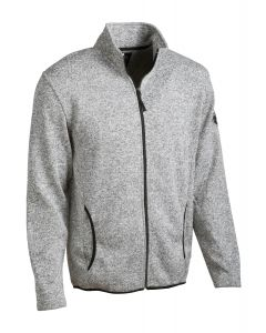 Knitted fleece jacket MH-127