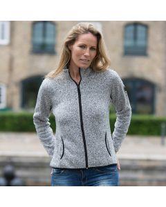 Womens knitted fleece jacket MH-127
