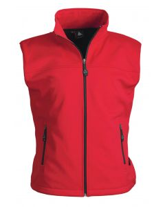 Womens softshell vest MH-580