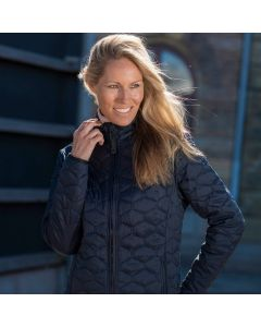 Womens light quilted jacket MH-734