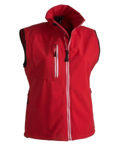 Womens softshell vest MH-875